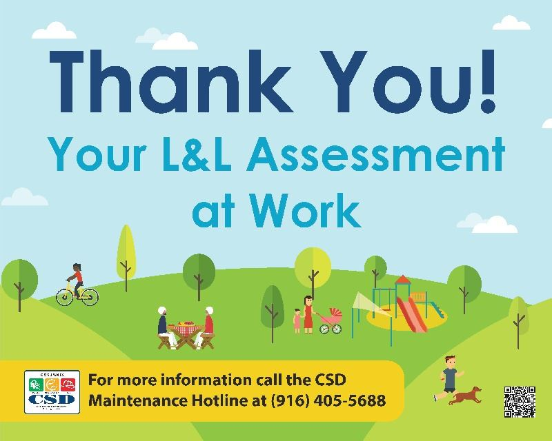 Your Assessment at Work Sign