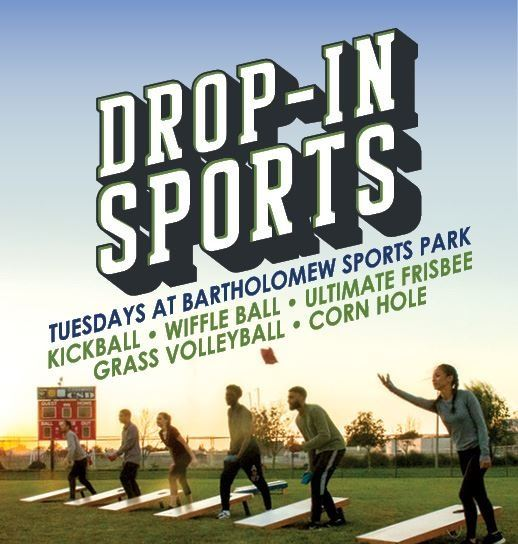 Adult Sports Drop-In