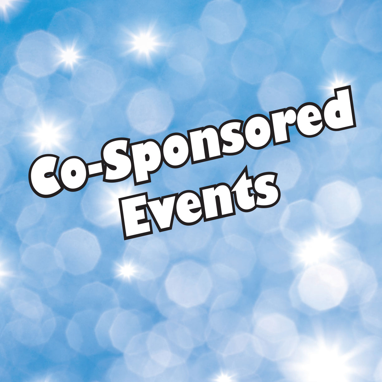 Co-Sponsored Events Logo