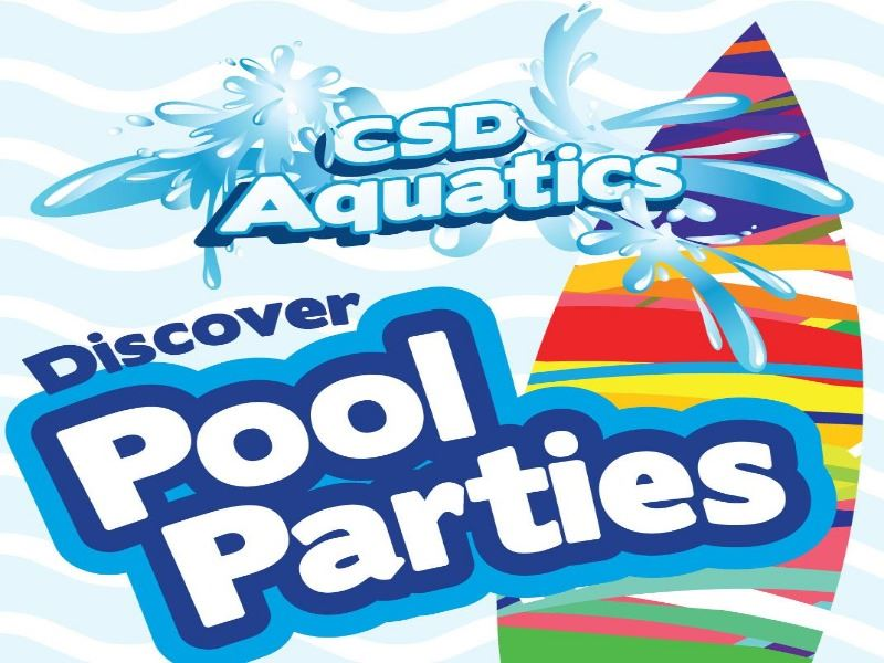 Discover Pool Parties Logo