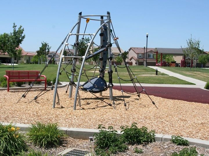 Constellation Park Out of this world Play Equipment