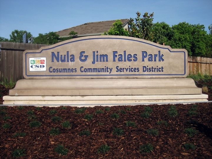 Fales Park Sign (small)