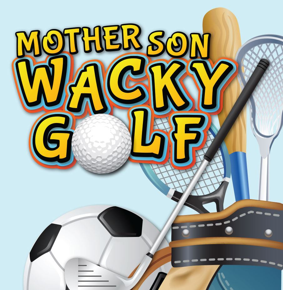 Mother Son Wacky-Golf Event