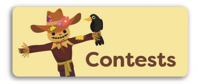 Giant Pumpkin Festival Contests Button