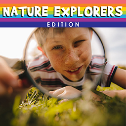 Sammy's Summer Club Nature Explorers Edition Opens in new window